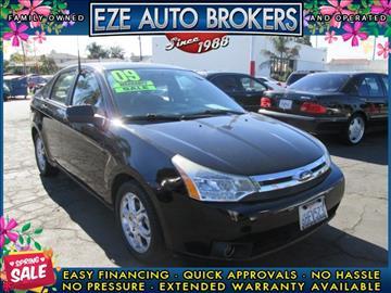 2009 Ford Focus for sale in Orange, CA
