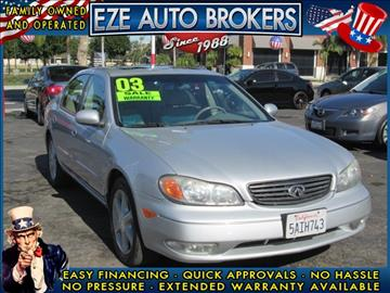 2003 Infiniti I35 for sale in Orange, CA
