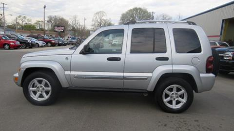2007 Jeep Liberty for sale in Bloomington, IL