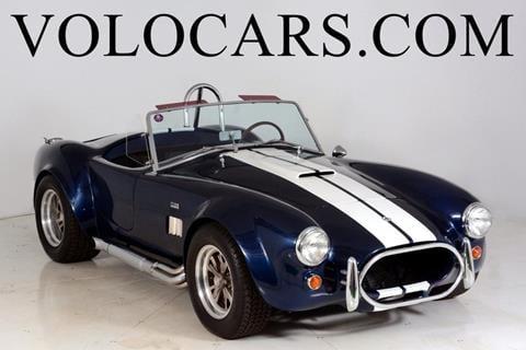 2002 Shelby Cobra for sale in Volo, IL