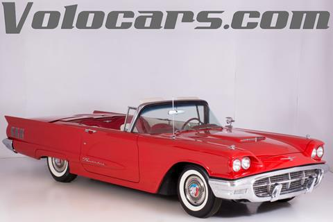 1960 Ford Thunderbird for sale in Volo, IL
