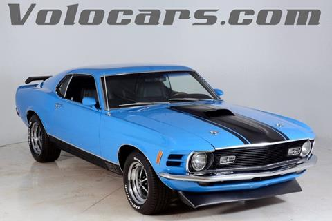 1970 Ford Mustang for sale in Volo, IL