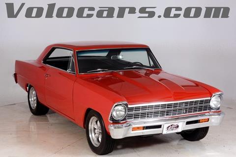 1967 Chevrolet Nova for sale in Volo, IL