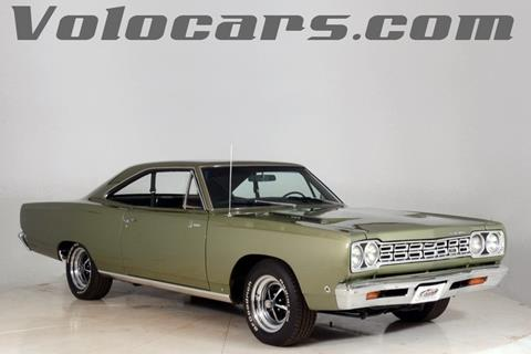 1968 Plymouth n/a