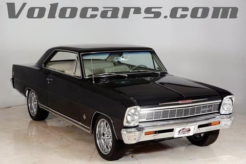 1966 Chevrolet Nova for sale in Volo, IL