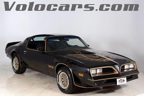 1978 Pontiac Trans Am for sale in Volo, IL