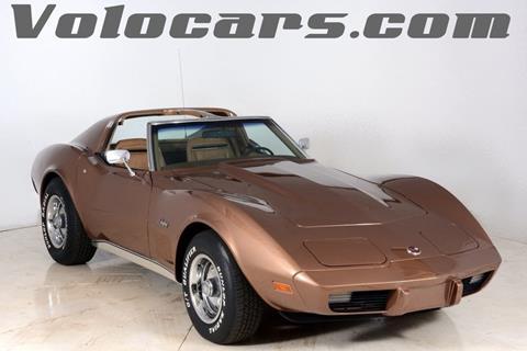 1975 Chevrolet Corvette for sale in Volo, IL