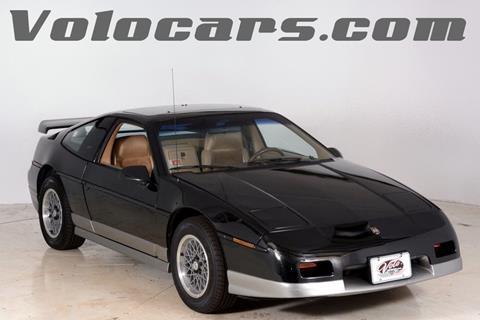 1986 Pontiac Fiero for sale in Volo, IL