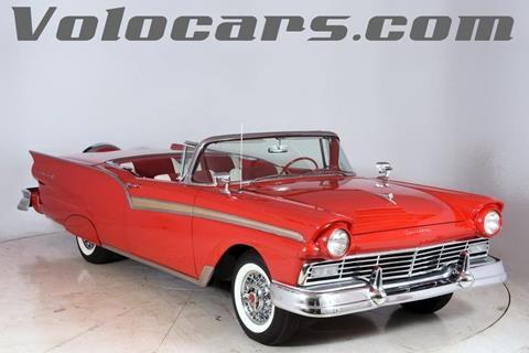 1957 Ford Fairlane for sale in Volo, IL
