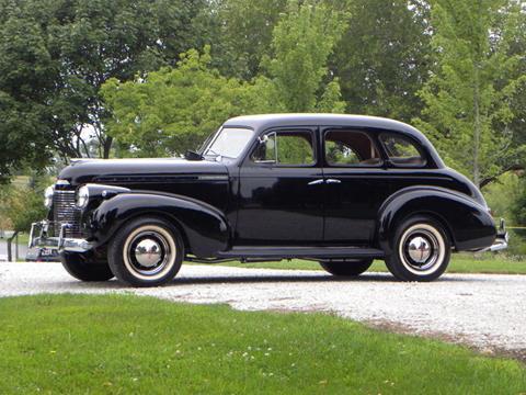 1940 Chevrolet Master Deluxe for sale in Volo, IL