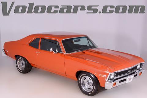 1971 Chevrolet Nova for sale in Volo, IL