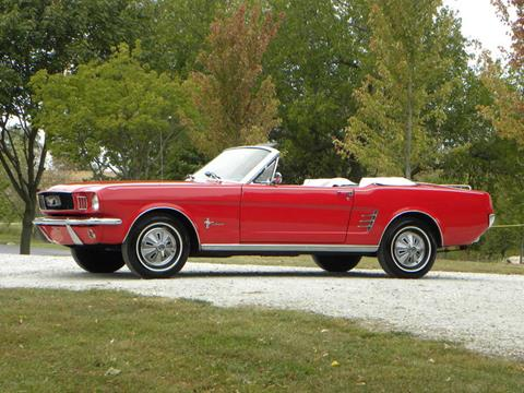 1966 Ford Mustang for sale in Volo, IL