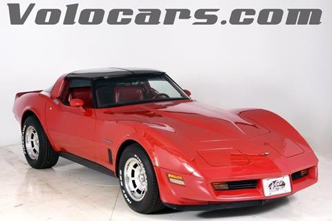 1982 Chevrolet Corvette for sale in Volo, IL