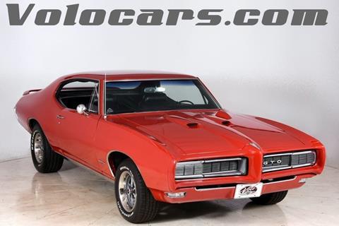 1968 Pontiac GTO for sale in Volo, IL