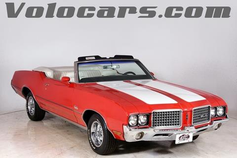 1972 Oldsmobile Cutlass for sale in Volo, IL