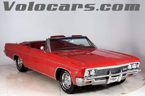 1966 Chevrolet Impala for sale in Volo, IL
