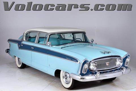 1956 Nash Ambassador for sale in Volo, IL