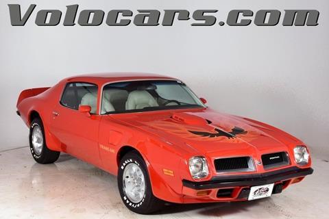 1974 Pontiac Trans Am for sale in Volo, IL