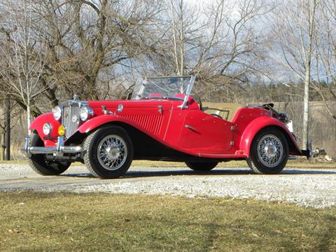 1952 MG TD for sale in Volo, IL