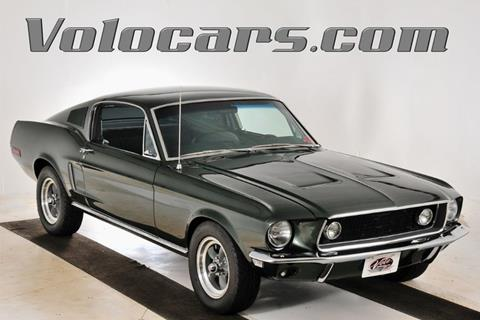 1968 ford mustang for sale carsforsale com rh carsforsale com 1968 Mustang Interior 1968 Mustang Colors