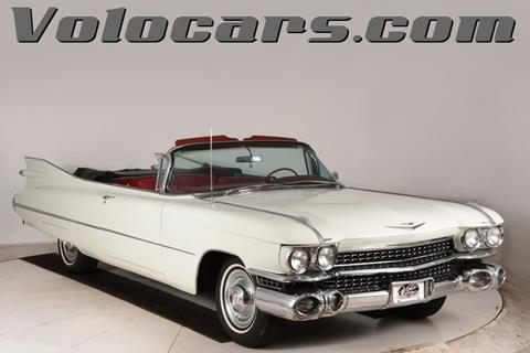 1959 Cadillac Series 62 For Sale In Ohio Carsforsale Com