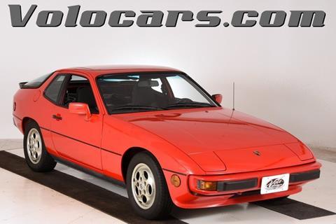 1987 Porsche 924 for sale in Volo, IL