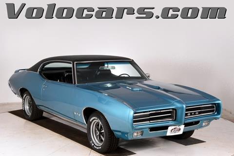 1969 Pontiac GTO for sale in Volo, IL