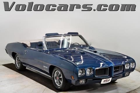 1970 Pontiac GTO for sale in Volo, IL