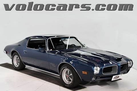 1970 Pontiac Firebird for sale in Volo, IL