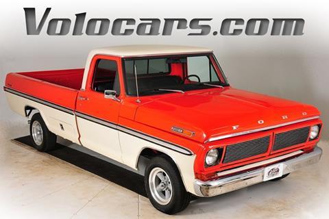 1971 Ford F-100 for sale in Volo, IL