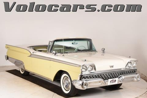 1959 Ford Fairlane for sale in Volo, IL