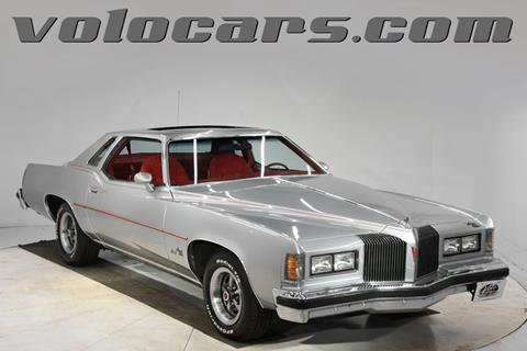 1976 Pontiac Grand Prix for sale in Volo, IL