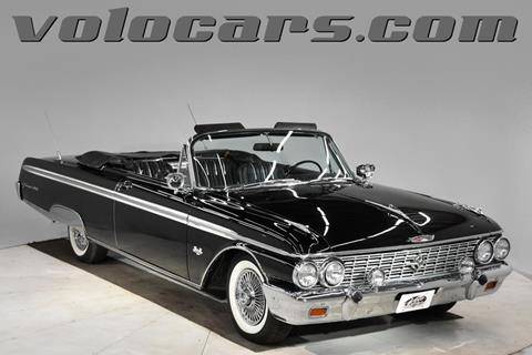 1962 Ford Galaxie for sale in Volo, IL