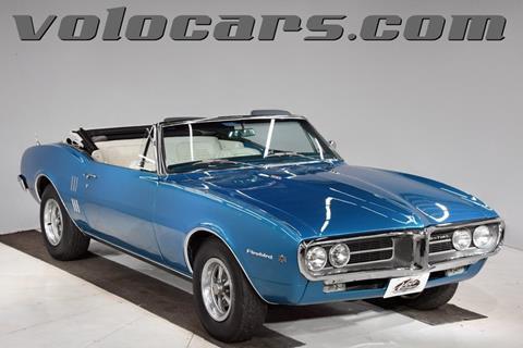 1967 Pontiac Firebird for sale in Volo, IL