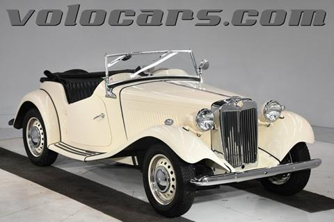 1953 MG TD for sale in Volo, IL