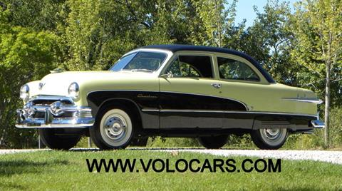 1951 Ford Crestline for sale in Volo, IL