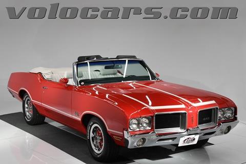 1971 Oldsmobile 442 for sale in Volo, IL