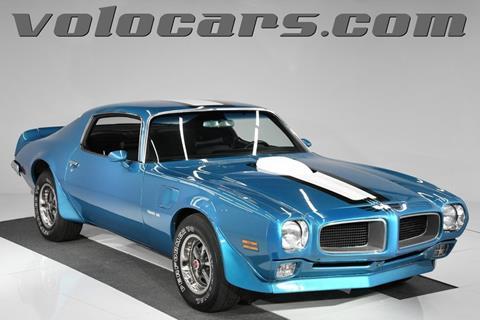 1970 Pontiac Trans Am for sale in Volo, IL