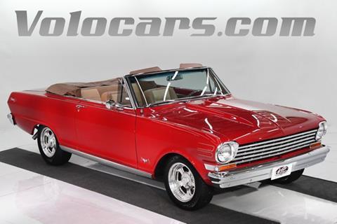 1962 Chevrolet Nova for sale in Volo, IL