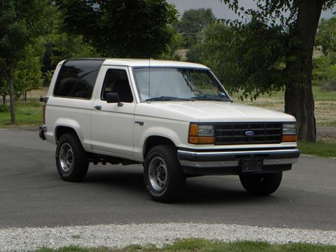 1989 Ford Bronco II for sale in Volo, IL
