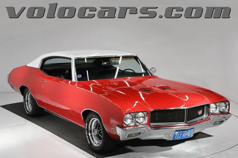 1970 Buick Gran Sport for sale in Volo, IL