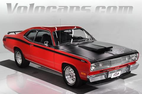 1972 Plymouth Duster for sale in Volo, IL