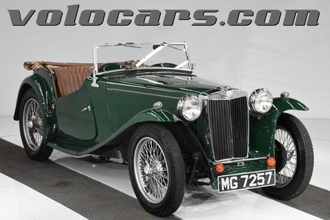 1947 MG TC for sale in Volo, IL