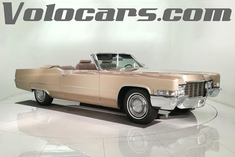1969 Cadillac DeVille for sale at VOLO Auto Museum in Volo IL