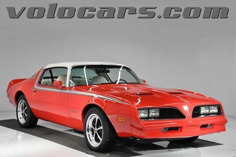 1977 Pontiac Firebird for sale in Volo, IL
