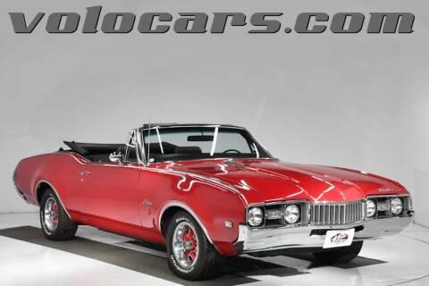 1968 Oldsmobile Cutlass for sale at VOLO Auto Museum in Volo IL
