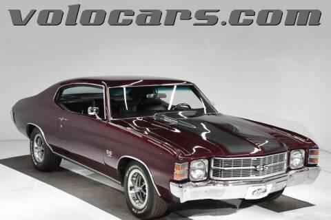 1971 Chevrolet Chevelle for sale at VOLO Auto Museum in Volo IL