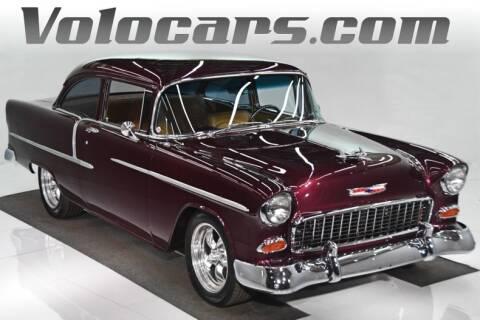 1955 Chevrolet 210 for sale at VOLO Auto Museum in Volo IL