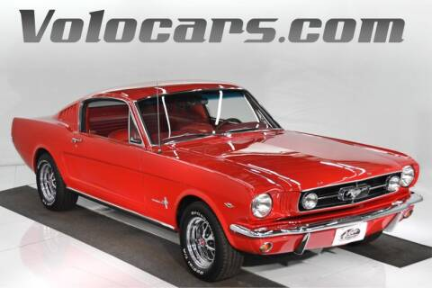 1965 Ford Mustang for sale at VOLO Auto Museum in Volo IL