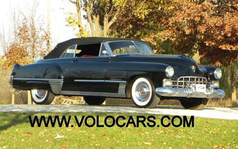 1948 Cadillac Series 62 for sale in Volo, IL